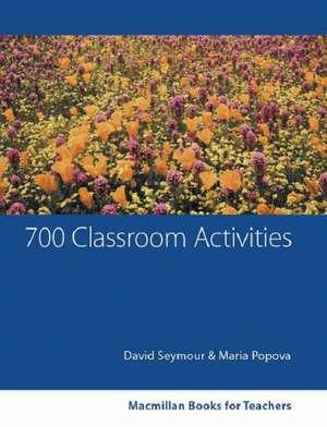 700 Classroom Activities New Edition de David Seymour