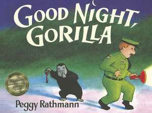 Good Night Gorilla de Peggy Rathmann