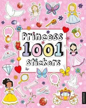 Princess 1001 Stickers