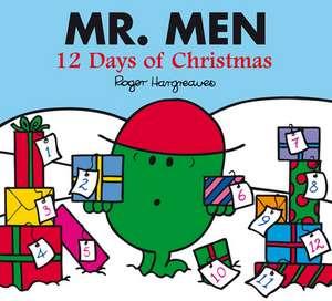 Mr. Men 12 Days of Christmas de Roger Hargreaves