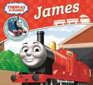 Thomas & Friends: James de NO AUTHOR