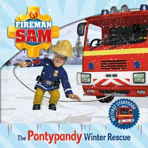 Fireman Sam: My First Storybook: The Pontypandy Winter Rescu