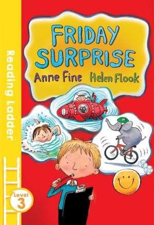 Friday Surprise de Anne Fine