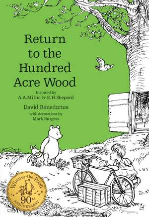 Benedictus, D: Winnie-the-Pooh: Return to the Hundred Acre W de David Benedictus