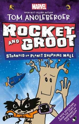 Marvel Rocket & Groot 01: Stranded on Planet Strip Mall de Tom Angleburger