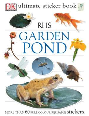 RHS Garden Pond Ultimate Sticker Book