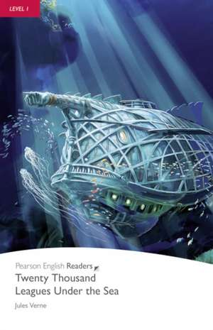 Twenty Thousand Leagues Under Sea, Level 1, Penguin Readers:  Selected Poems de Jules Verne