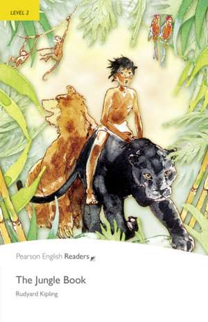 Jungle Book, The, Level 2, Penguin Readers:  Selected Poems de Rudyard Kipling