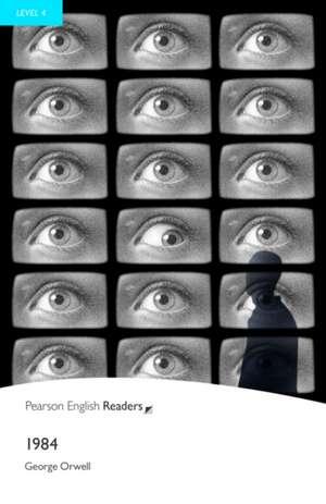 Penguin Readers Level 4 1984 de George Orwell