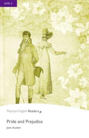 Pride and Prejudice, Level 5, Penguin Readers:  Achieving the Minimum Core de Jane Austen