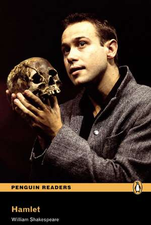 Hamlet, Level 3, Penguin Readers:  Curse of the Black Pearl, Level 2, Penguin Readers de William Shakespeare