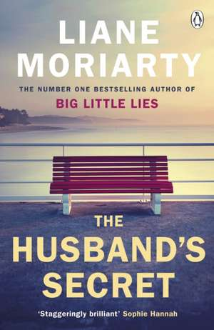 The Husband's Secret: From the bestselling author of Big Little Lies, now an award winning TV series de Liane Moriarty