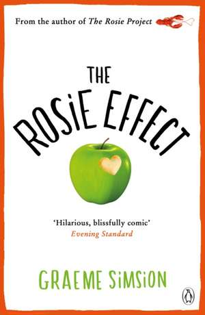 The Rosie Effect de Graeme Simsion