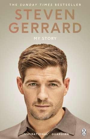 My Story de Steven Gerrard