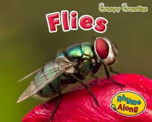 Flies de SIAN SMITH