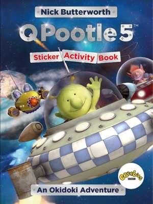 Q Pootle 5: An Okidoki Adventure Sticker Activity Book