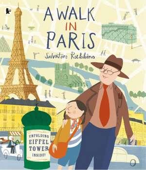 A Walk in Paris de Salvatore Rubbino