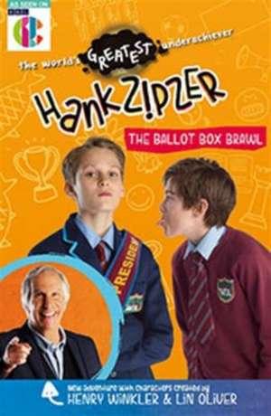 Hank Zipzer: the Ballot Box Brawl de Theo Baker