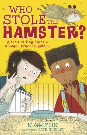Missing School Hamster de N Griffin