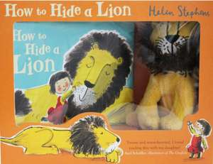 How to Hide a Lion Gift Set