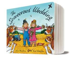 The Scarecrows' Wedding. Gift Edition Board Book
