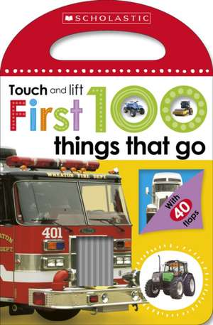 First 100 Touch and Lift: Things That Go
