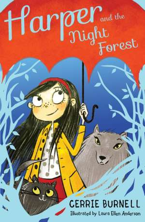 Harper and the Night Forest de Cerrie Burnell