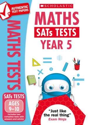 Maths Test - Year 5 imagine