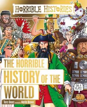 Horrible History of the World imagine