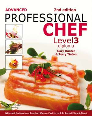 Advanced Professional Chef. Level 3