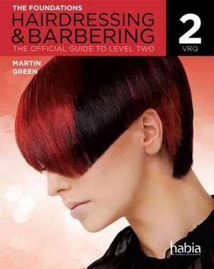 Hair And Barb L2 Vrq. Martin Green