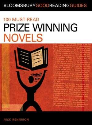 100 Must-read Prize-Winning Novels imagine