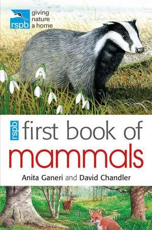 RSPB First Book of Mammals