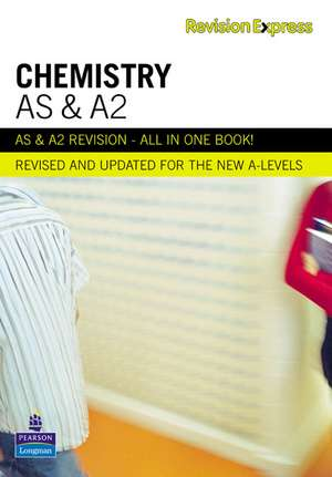 Revision Express AS and A2 Chemistry