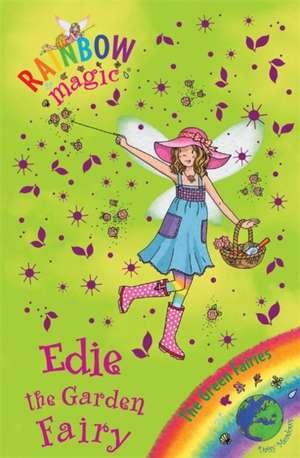 Rainbow Magic: Edie the Garden Fairy de Daisy Meadows