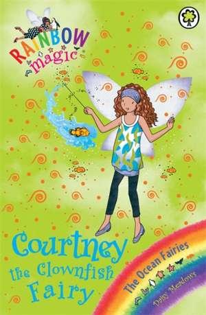 Rainbow Magic: Courtney the Clownfish Fairy de Daisy Meadows