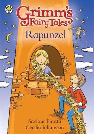 Rapunzel de Saviour Pirotta