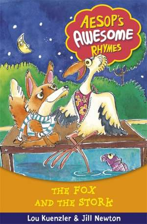 AESOPS AWESOME RHYMES 4 de Lou Kuenzler