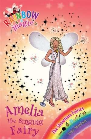 Rainbow Magic: Amelia the Singing Fairy de Daisy Meadows