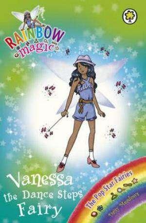 Vanessa the Dance Steps Fairy de Daisy Meadows