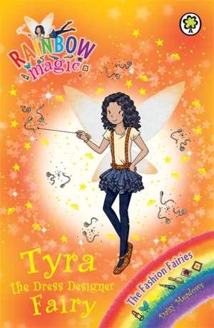 Rainbow Magic: Tyra the Dress Designer Fairy de Daisy Meadows