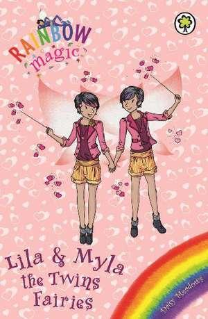 Rainbow Magic: Lila and Myla the Twins Fairies de Daisy Meadows