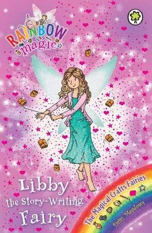 Rainbow Magic: Libby the Story-Writing Fairy de Daisy Meadows