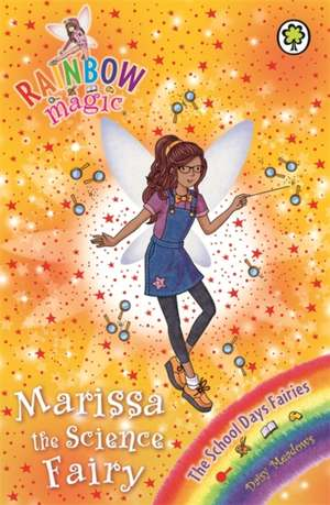 Rainbow Magic: Marissa the Science Fairy de Daisy Meadows