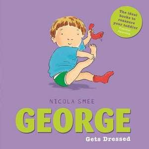 George Gets Dressed