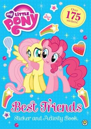 Best Friends Sticker and Activity Book