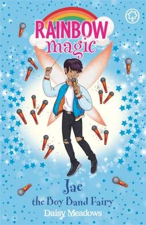Rainbow Magic: Jae the Boy Band Fairy de Daisy Meadows