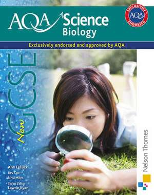 AQA Science GCSE Biology (2011 specification)