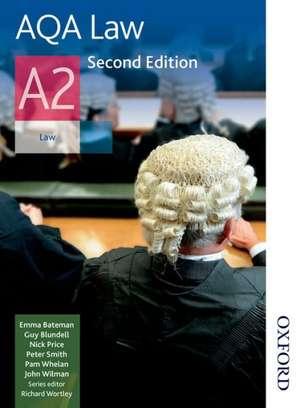 AQA Law A2