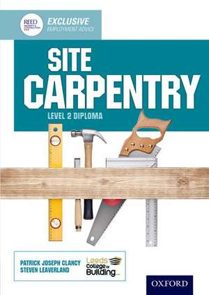 Site Carpentry Level 2 Diploma de Leeds College of Building
